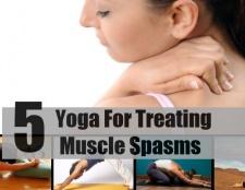 Top 5 yoga pour traiter les spasmes musculaires