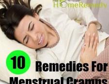 Top 10 des remèdes maison pour les crampes menstruelles