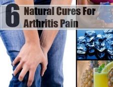 Top 6 des remèdes naturels pour la douleur de l'arthrite
