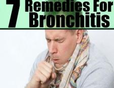 Top 7 des remèdes pour la bronchite