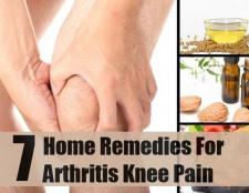 Top 7 des remèdes maison pour la douleur de l'arthrite du genou
