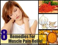 Top 8 des remèdes maison pour soulager la douleur musculaire instantanée