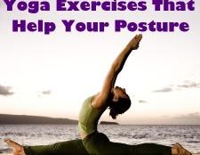 Les exercices de yoga qui aident votre posture