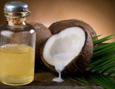 Avantages pour la santé étonnante de l'huile de coco et le beurre de noix de coco