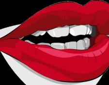 Accueil recours pour alléger les lèvres sombres