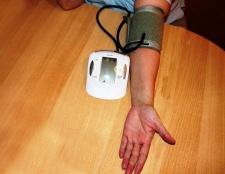 Hypotension (pression artérielle basse)