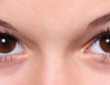 Irritation dans l'œil