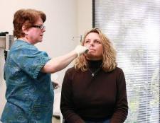 Saignement de nez (épistaxis)