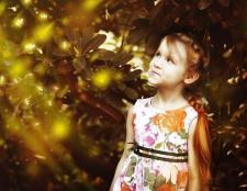 Choses que chaque enfant doit apprendre à un âge précoce