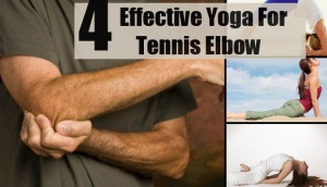 4 yoga efficace pour le tennis elbow