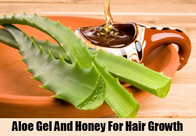 Gel Aloe And Honey