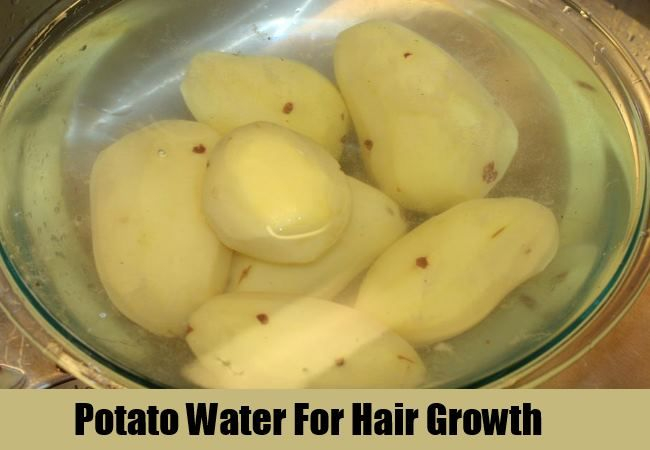 Potato eau