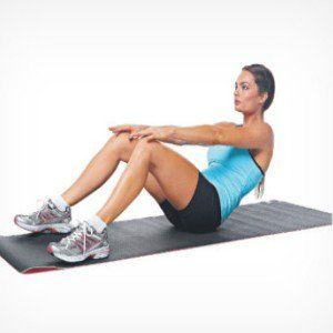 Étapes pour Perfect Sit Ups