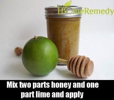 Lime And Honey