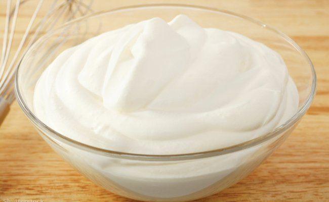 Крем из молока