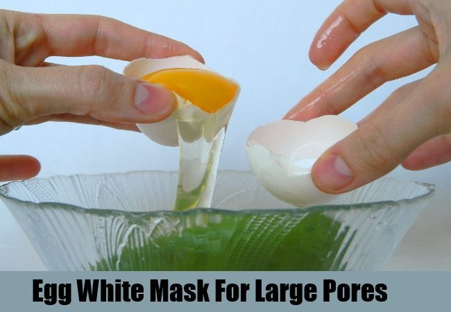 Egg masque blanc