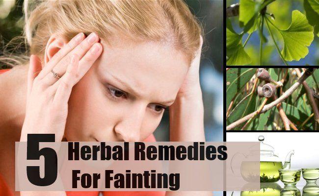 5 remèdes à base de plantes pour l'évanouissement
