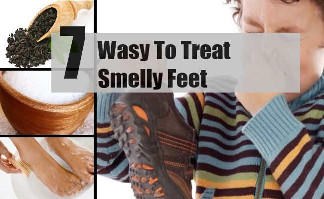 7 Wasy pour traiter pieds malodorants