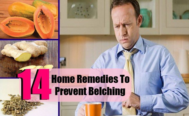 Top 14 Home Remedies Pour éviter Belching