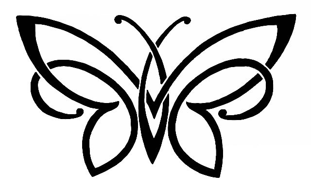 Tatouage Papillon Conception