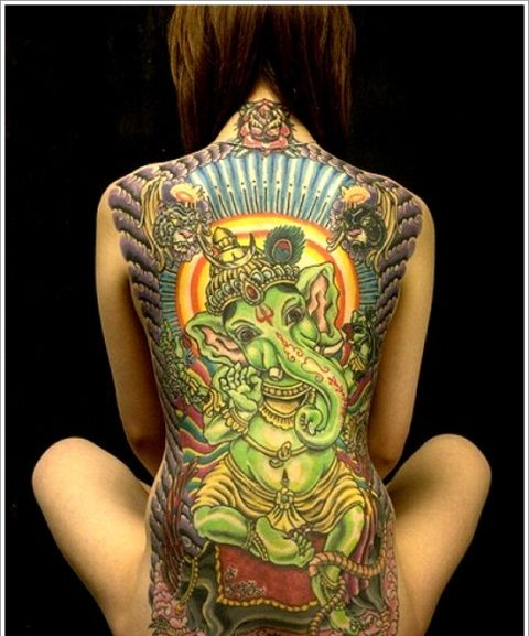 Tattoo Designs Pour religieuse Fille.